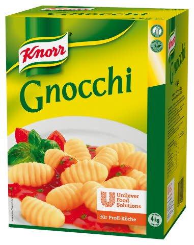 Knorr 3PM Potato Gnocchi FS 4 KG - Knorr Tomatino, une sauce tomate fruitée finementtamisée, préparée à partir des meilleures tomates italiennes issuesde  l'agriculture durable.