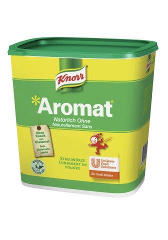 Knorr Aromat Naturellement Sans 1 KG