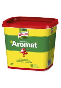 Knorr Aromat 1 KG - Le grand classique suisse depuis plus de 60 ans.