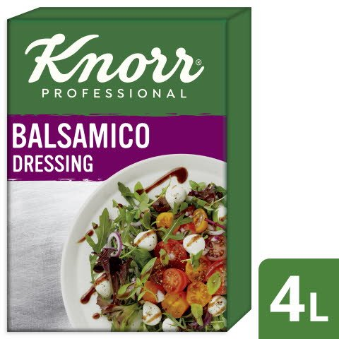 Knorr Balsamico Dressing 4 L