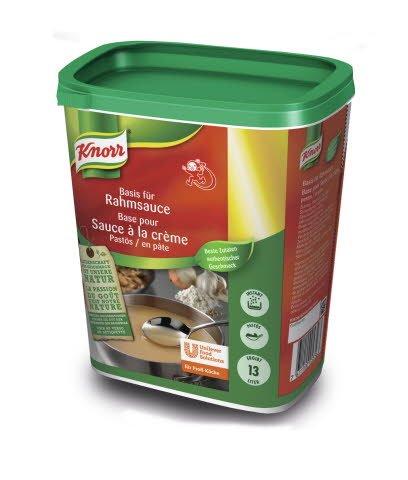 Knorr Base pour Sauce à la crème en pâte 1,3 KG -