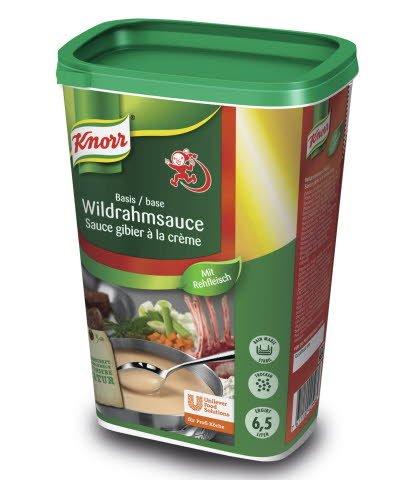Knorr Sauce à la crème sauvage 1 x 840g -