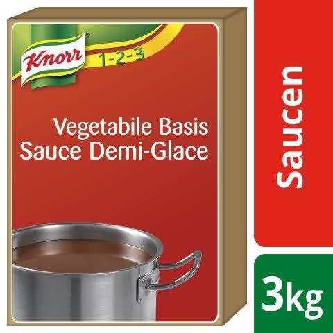 Knorr Base végétale Sauce Demi-glace 3 KG -