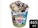Ben & Jerry's Cookie Dough S'wich Up glace pot 465ml -