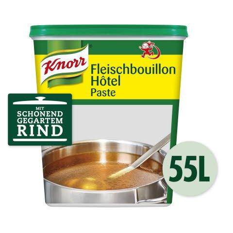Knorr Bouillon de bɶuf Hôtel 1 KG