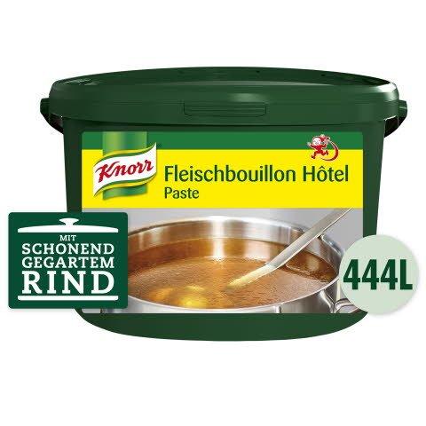 Knorr Bouillon de bɶuf Hôtel 8 KG -