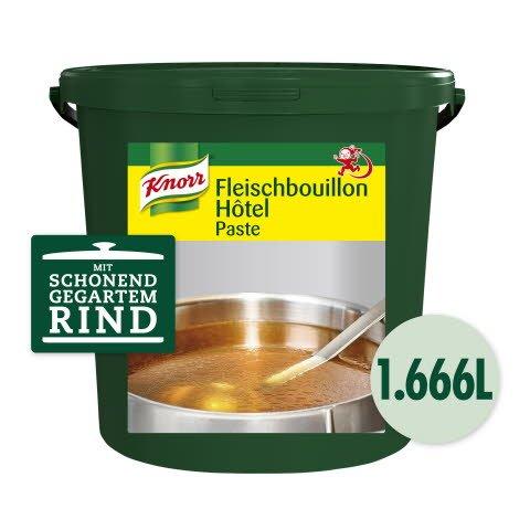 Knorr Bouillon de bɶuf Hôtel 30 KG