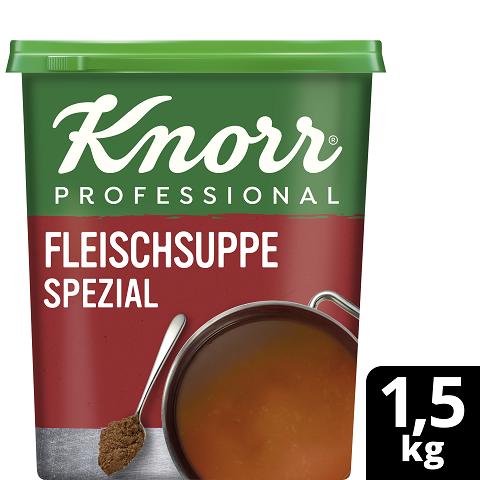 Knorr Professional Bouillon de bɶuf spécial pâte 1,5 KG -