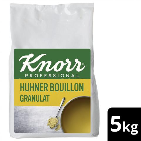 Knorr Professional Bouillon de poule granulé 5 KG -