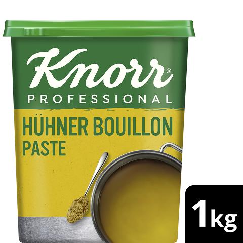 Knorr Professional Bouillon de Poule en pâte 1 KG -