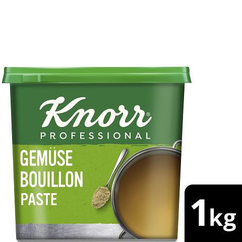 Knorr Professional Bouillon de Légumes en pâte 1 KG -