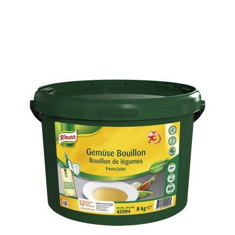 Knorr Professional Bouillon de Légumes en pâte 8 KG -