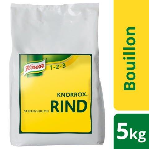 Knorrox Bouillon en poudre de boeuf 5 KG -
