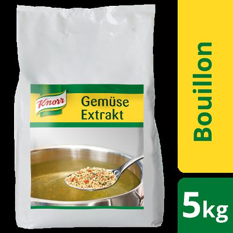 Knorr Professional Fond de légumes aux herbes 5 KG -
