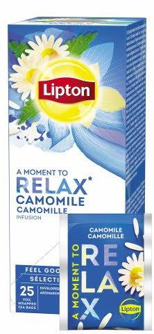 Lipton Camomille Infusion 25 sachets -