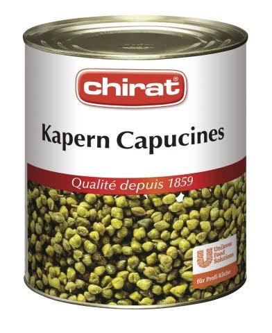 Chirat Câpres capucines 810 g -