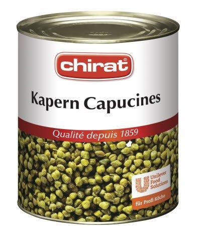Chirat Câpres capucines 2,85 KG