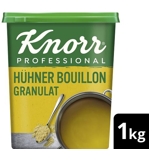 Knorr Professional Bouillon de poule granulé 1 KG -