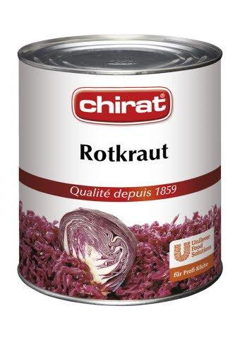 Chirat Chou rouge 2,95 KG -