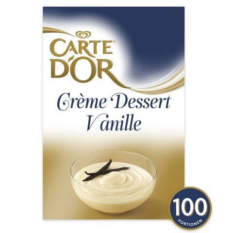 Carte D'or Crème Dessert Vanille 1 x 1,6 KG