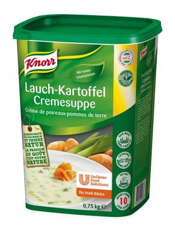 Knorr Crème poireaux-pommes de terre 750 g
