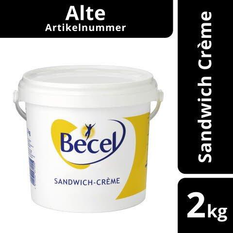 Becel Crème Sandwich, Margarine végétale 60% de matières grasses 2 KG