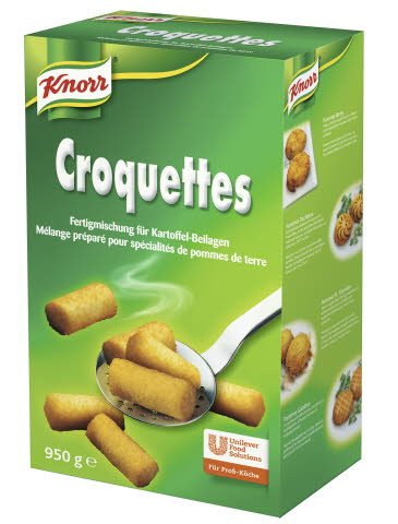 Knorr Croquettes 950 g -