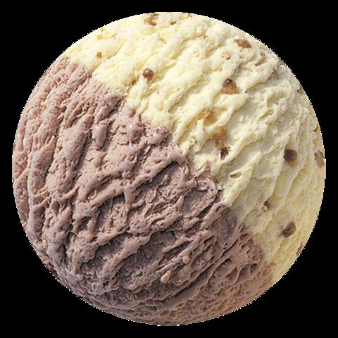 Lusso Plaisir Glacé Nougat Croquant 5 L -