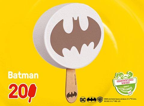 CUC PIRD  Kids 80ml Batman Vanilla Choco  80 ml -