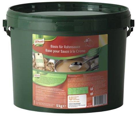 Knorr DBS Cream Sauce MSG 3506 FS RJ 5 KG -