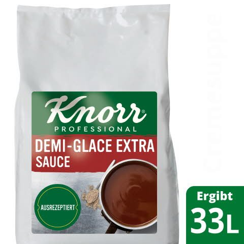 Knorr Demi Glace Extra 2 x 4 KG -