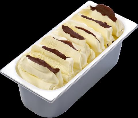 Carte D'Or Gelateria Banana Chrunch 5.5 L -
