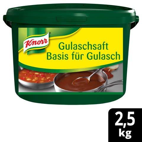 Knorr Base pour goulasch 2.5 kg -