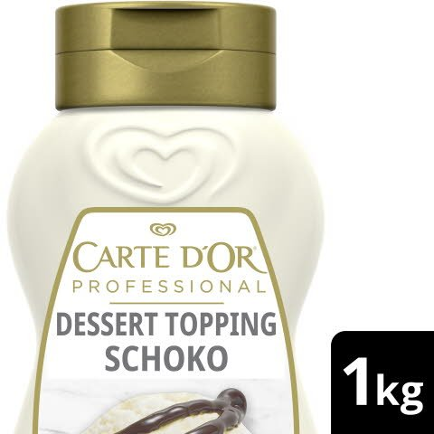 Carte D'or Dessert Topping Choco 1 KG -