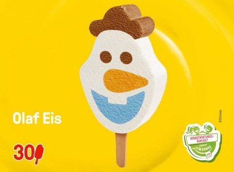 DISNEY Olaf Ice Cream OOH 60ml  60 ml -