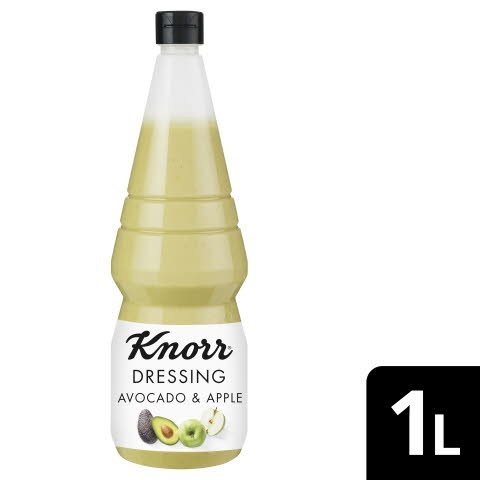 KNORR Dressing and More Apple & Avocado 1L -