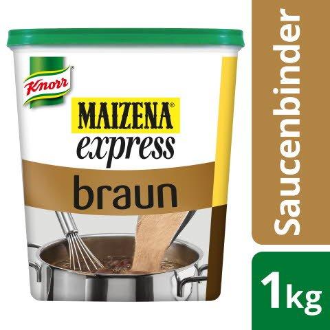 Maizena Express brun 1 KG