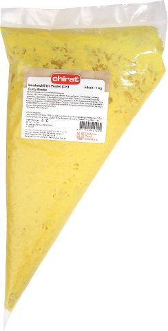 Chirat Farce à Sandwich Poulet (CH) Curry Exotique 1 KG -