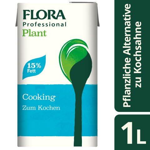 Flora Professional Plant Cuisine 15% 8x1L