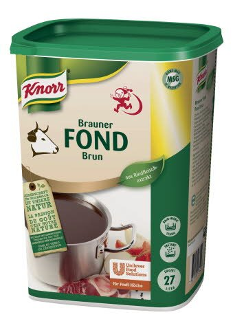Knorr Fond brun 950 g