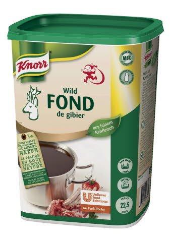 Knorr Fond de gibier 900 g -
