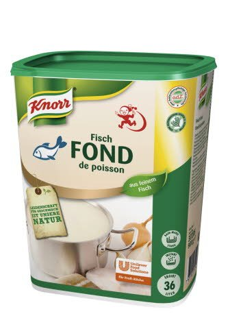 Knorr Fond de poisson 900 g