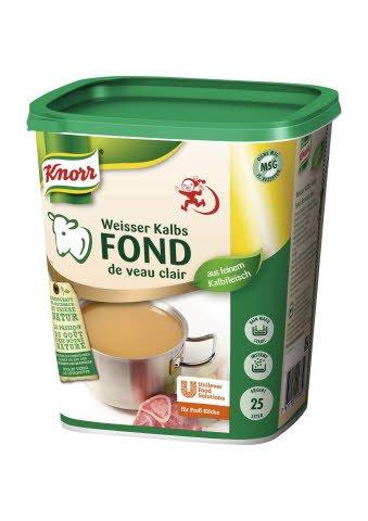 Knorr Fond de veau clair 750 g -