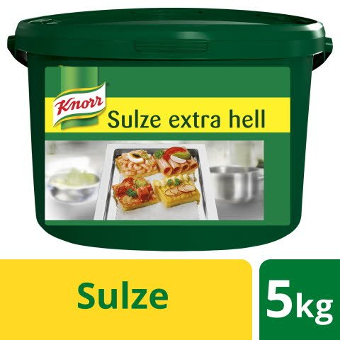 Knorr Gelée extra claire 5 KG -