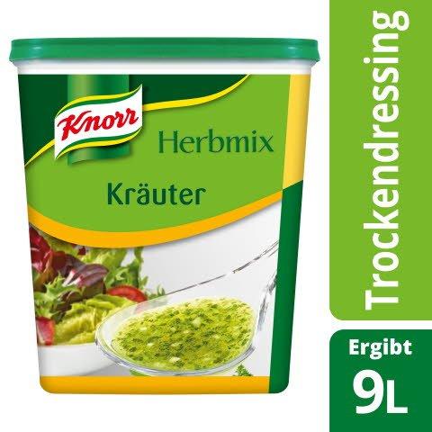 Knorr Herbmix Fines Herbes Sauce Vinaigrette 900 g -