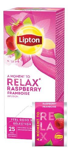 Lipton Infusion Framboise 25 sachets -