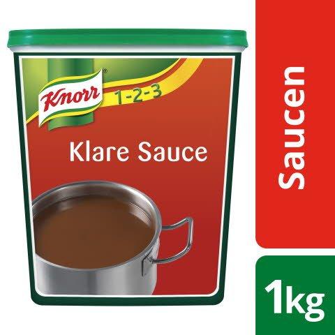 Knorr Jus clair 1 KG -