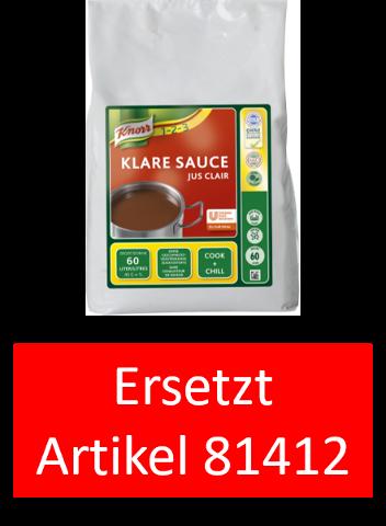 Knorr Jus clair 2,7 KG -