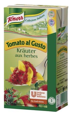 KNORR Tomato al Gusto aux Herbes 1 kg -