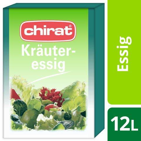 CHIRAT Vinaigre aux herbes 12 L -